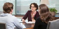 Pittsfield Divorce Attorney provides divorce mediation to a couple